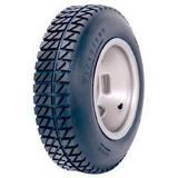 FIRESTONE VINTAGE TIRES  MIDGET RACING GROOVED REAR BIAS PLY TIRE