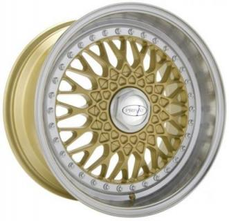 PRIVAT WHEELS  REMEMBER GOLD RIM with MACHINED LIP