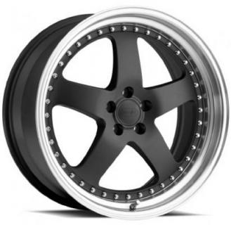 PRIVAT WHEELS  LEGENDE GRAPHITE RIM with MACHINED LIP
