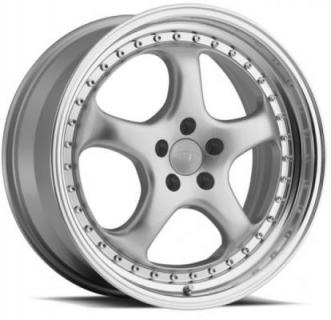 PRIVAT WHEELS  KUP SILVER RIM with MACHINED LIP
