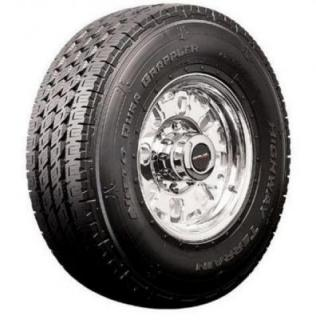 NITTO TIRES  DURA GRAPPLER 4 Rib Design