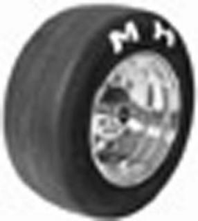 CHEATER SLICK DRAG TIRE by M&H TIRES
