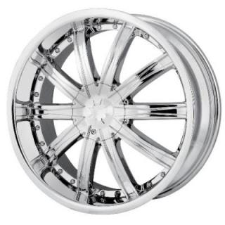 DIP WHEELS  ICE CHROME WHEEL