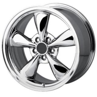 DETROIT WHEELS  STYLE 810 SILVER WHEEL