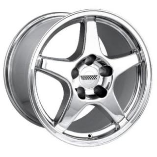 STYLE 840 POLISHED WHEEL from DETROIT WHEELS