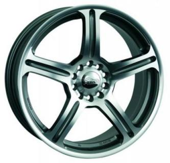 PRIMAX WHEELS  772 MACHINED RIM