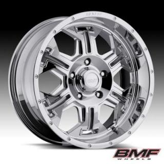 BMF WHEELS  S.E.R.E. CHROME RIM