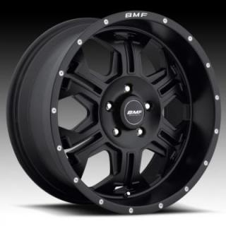 BMF WHEELS  S.E.R.E. STEALTH SATIN BLACK RIM