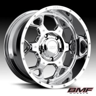 BMF WHEELS  S.O.T.A. CHROME RIM