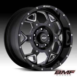 BMF WHEELS  S.O.T.A. DEATH METAL BLACK RIM