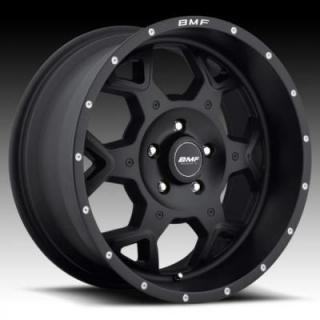 BMF WHEELS  S.O.T.A. STEALTH SATIN BLACK RIM