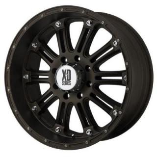 XD SERIES WHEELS  XD795 HOSS GLOSS BLACK RIM