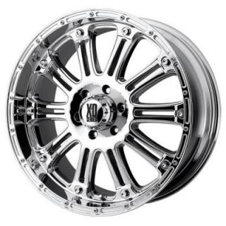XD795 HOSS CHROME RIM from XD SERIES WHEELS