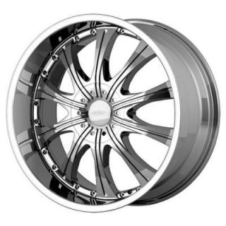 DI 30 KARAT CHROME WHEEL from DIAMO WHEELS