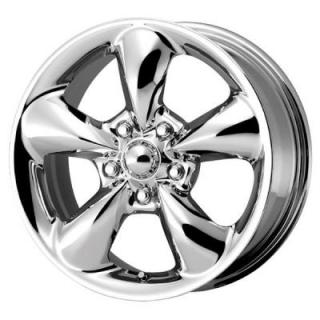 AMERICAN RACING WHEELS  AR606 AERO CHROME RIM