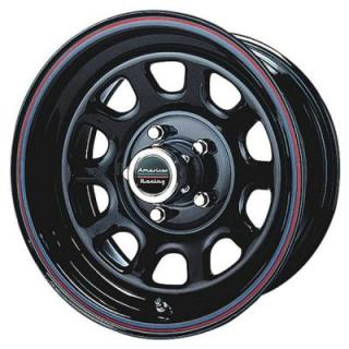 AMERICAN RACING WHEELS  AR767 GLOSS BLACK RIM