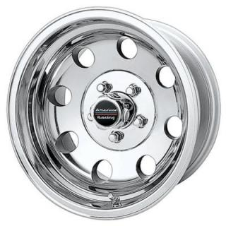 AMERICAN RACING WHEELS  AR172 BAJA POLISHED RIM