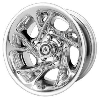 AMERICAN RACING WHEELS  AR647 NITRO CHROME RIM