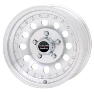 AR62 OUTLAW II MACHINED RIM from AMERICAN RACING WHEELS