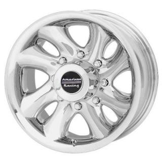 AR136 VENTURA POLISHED RIM from AMERICAN RACING WHEELS