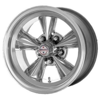 AMERICAN RACING WHEELS  VNT71R POLISHED RIM