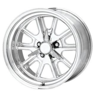 AMERICAN RACING WHEELS  VN427 COBRA POLISHED WHEEL