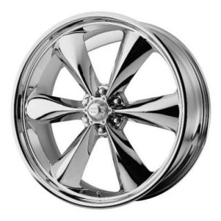 AMERICAN RACING WHEELS  AR604 TORQ THRUST ST CHROME RIM