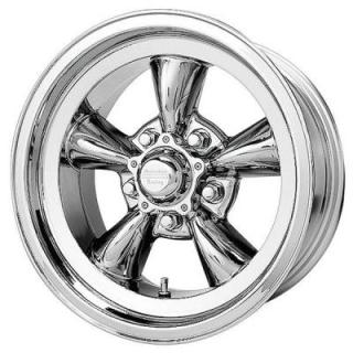 AMERICAN RACING WHEELS  VN605D TORQ THRUST D CHROME RIM