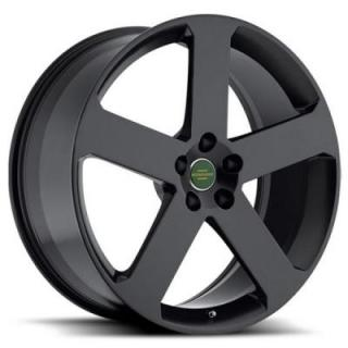 NOTTINGHAM MATTE BLACK RIM by REDBOURNE WHEELS