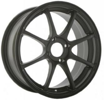 KONIG WHEELS  FEATHER MATTE BLACK