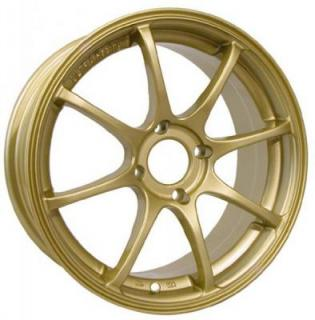 FEATHER GOLD RIM from KONIG WHEELS
