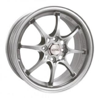 HELIUM SILVER RIM from KONIG WHEELS