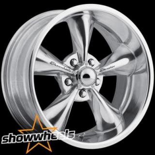 SHOWWHEELS  STREETER POLISHED RIM