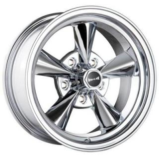 HRH CLASSIC ALLOY WHEELS STYLE 675 POLISHED RIM