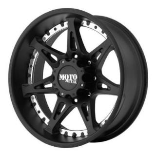 MOTO METAL WHEELS  MO961 SATIN BLACK RIM