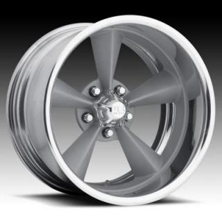 U202 SILVER RIM from U.S. INDY MAG WHEELS