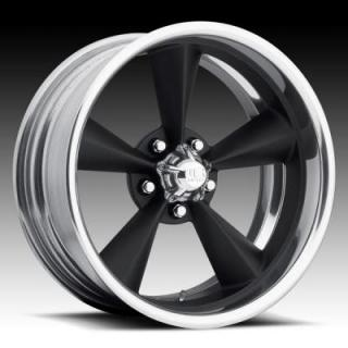 U203 BLACK RIM from U.S. INDY MAG WHEELS