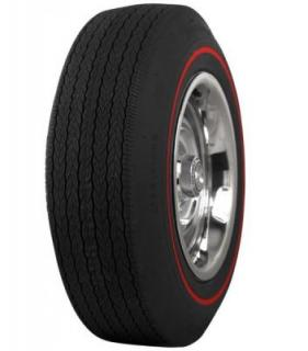 FIRESTONE VINTAGE TIRES  WIDE OVALS REDLINE BIAS PLY TIRE