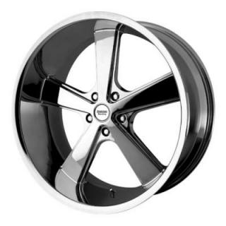 VN701 NOVA CHROME from AMERICAN RACING WHEELS