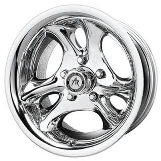 AMERICAN RACING WHEELS  AR136 VENTURA POLISHED RIM