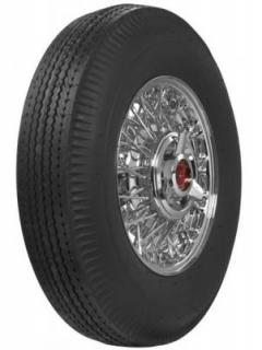 FIRESTONE VINTAGE TIRES  VINTAGE BIAS PLY 08 WHITEWALL TIRE