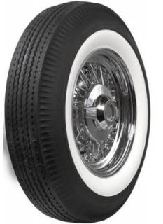 FIRESTONE VINTAGE TIRES  VINTAGE BIAS PLY 09 WHITEWALL TIRE