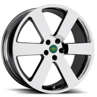 SAXON CHROME RIM by REDBOURNE WHEELS