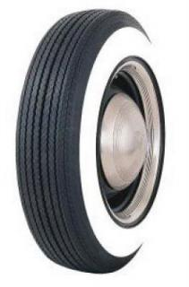 COKER TIRES  CLASSIC BIAS PLY 09 WHITEWALL & BLACKWALL TIRE