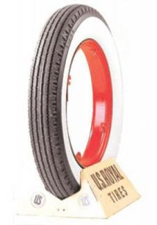 U.S. ROYAL TIRES  VINTAGE 05 BIAS PLY TIRE