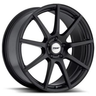 INTERLAGOS ROTARY FORGED MATTE BLACK RIM from TSW WHEELS