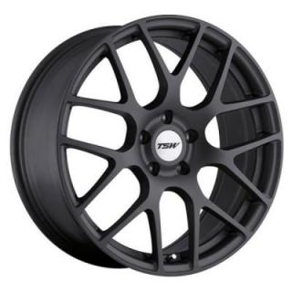 TSW WHEELS  NURBURGRING ROTARY FORGED MATTE GUNMETAL RIM