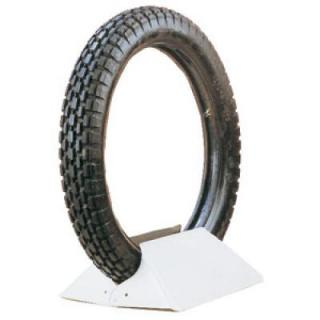GOODYEAR MOTORCYCLE TIRE  KNOBBY DISPLAY ONLY