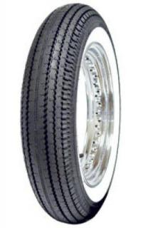 COKER MOTORCYCLE TIRE  CLASSIC WHITEWALL AND BLACKWALL TIRE