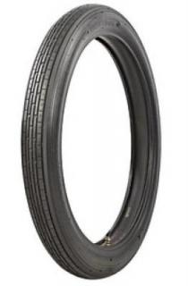 COKER MOTORCYCLE TIRE  FRONT RIBBED 300-20 TIRE
